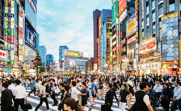 What macro factors have 'skewered' Japan's growth to the downside?