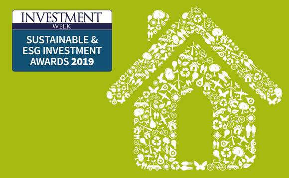 Investment Week Sustainable & ESG Investment Awards 2019