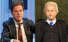 And they're off: Dutch kickstart European election cycle