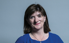 Former Culture Secretary Nicky Morgan