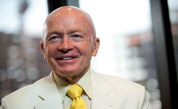 Mark Mobius said he will remember 2018 fondly as the year Mobius Capital Partners was established