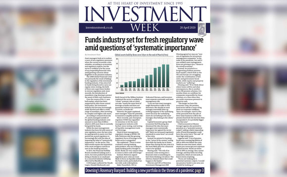 Investment Week - 20 April 2020 digital edition
