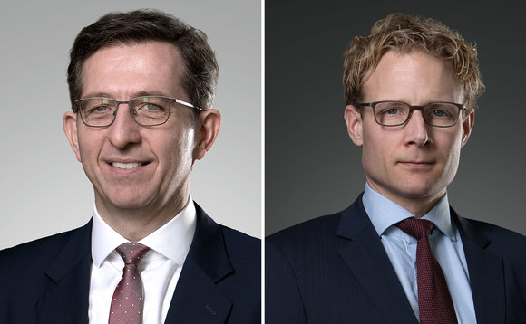 Kames Diversified Monthly Income fund co-managers Vincent McEntegart and Jacob Vijverberg