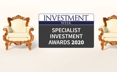 Revealed: Winners of the Specialist Investment Awards 2020