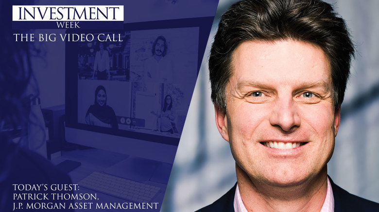 IW's Big Video Call: JPMAM's EMEA chief Thomson on resilience in challenging times and a Brexit wish list