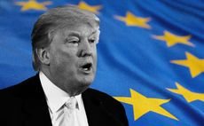 'A bad day for world trade': EU retaliates to Trump's tariffs