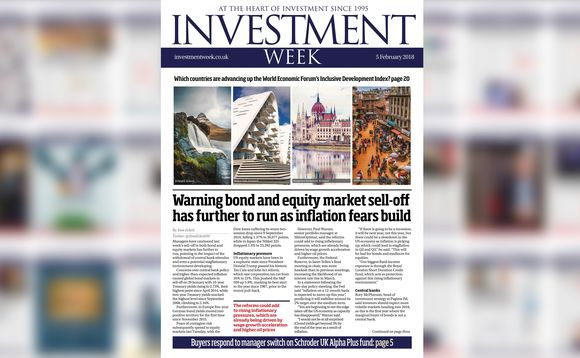 Investment Week - 5 February 2018 digital edition