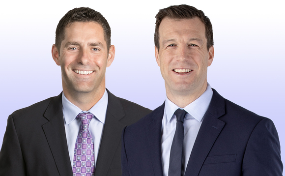 Seth Meyer (left) and Tom Ross, managers of Janus Henderson Global High Yield Bond