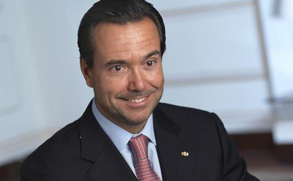 Lloyds Banking Group CEO Antonio Horta-Osorio