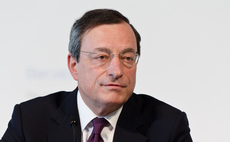 ECB leaves rates unchanged as Draghi bows out