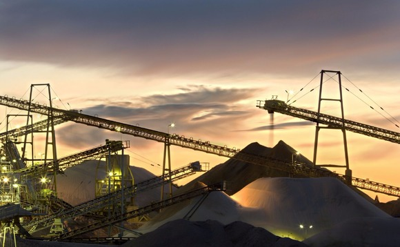Mining sector boost