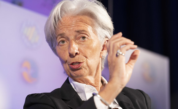 New ECB president Christine Lagarde. Photo: IMF Photo/Stephen Jaffe/Flickr CC BY-NC-ND 2.0