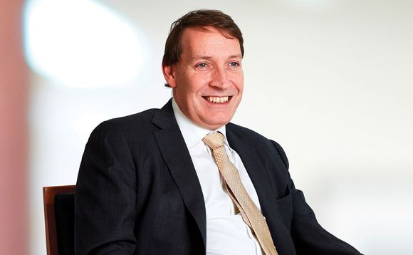 New St James's Place chief executive Andrew Croft