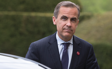 Former Bank of England governor Mark Carney