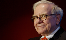 Berkshire Hathaway's Warren Buffett