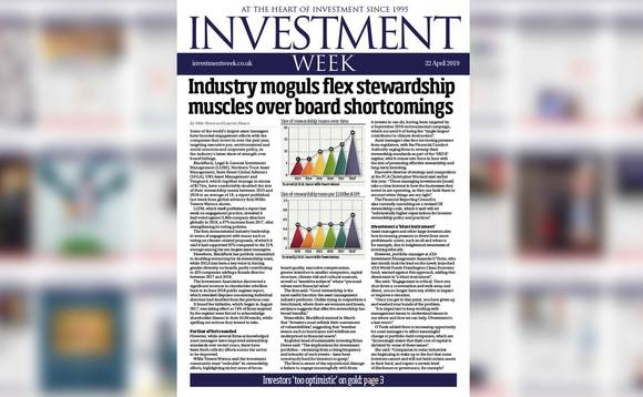 Investment Week - 22 April 2019 digital edition