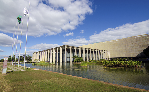 The Itamaraty Palace in Brasilia will host this year's BRICS Summit