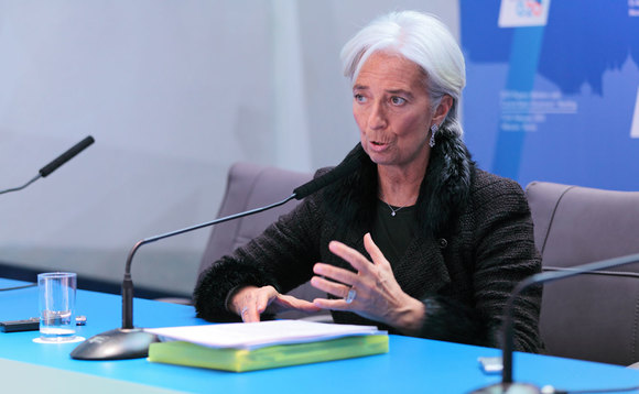 IMF's Lagarde: Promoting equality is an economic 'game changer'