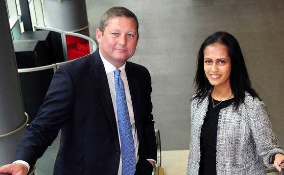 Dan Rudd and Shruti Kandekar of HSBC Global Asset Management