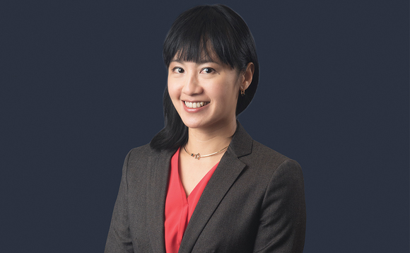 Kristy Fong of the Aberdeen New India trust