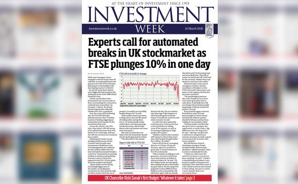 Investment Week - 16 March 2020 digital edition