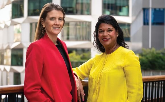 Mandy Kirby and Bev Shah of City Hive