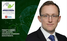 ESG Investment Influencers: Joe Wiggins of Aberdeen Standard Investments