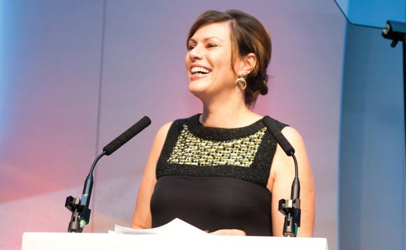 The BBC's Kate Silverton is hosting this year's awards