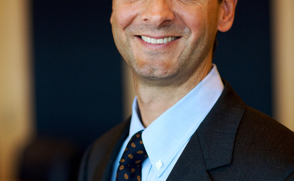 Nico Marais, president of Wells Fargo Asset Management