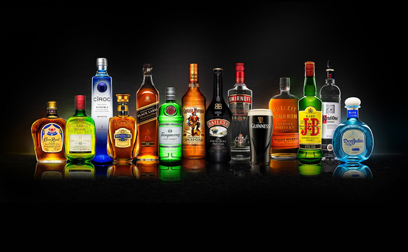 Among Diageo's brands are Smirnoff, Guinness and Baileys