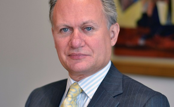 Merian Global Investors chief executive Richard Buxton