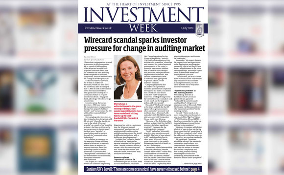 Investment Week - 6 July 2020 digital edition