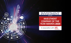 Register your place for this year's Investment Company of the Year Awards