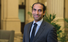 Siddarth Chand Lall of Marlborough Fund Managers