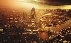 UK 'punches well above its weight'  as dominant European financial centre