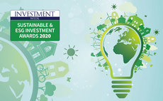 Enter now as Investment Week relaunches Sustainable and ESG Investment Awards