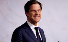 Update: European markets rally as Dutch PM Rutte triumphs in election