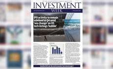 Investment Week digital edition - 4 November 2019
