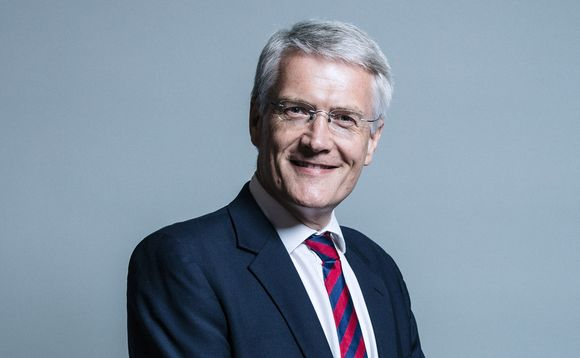 Andrew Jones MP. Photo: UK Parliament CC BY 3.0