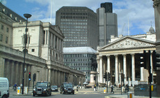 Bank of England holds rates at 0.1%; warns of 'sharp' UK downturn
