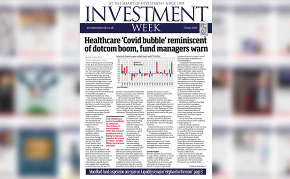 Investment Week - 1 June 2020 digital edition
