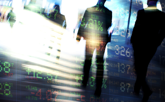 The average discount in the investment companies sector reached 20%, according to research