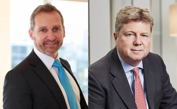 Andrew Formica (left) and Phil Wagstaff are set to depart Janus Henderson