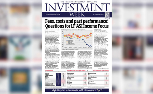 Investment Week - 17 February 2020 digital edition