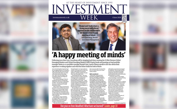 Investment Week - 8 June 2020 digital edition