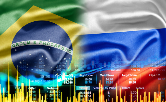 Brazilian and Russian funds performed well in Q1