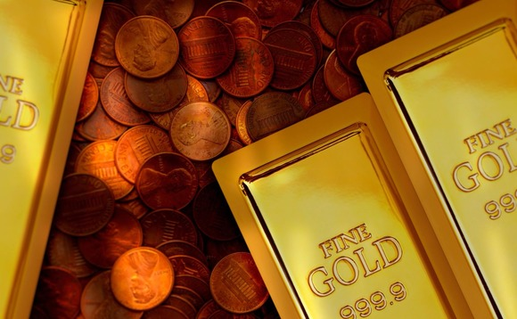 The price of gold rose 6% in August to $1,529