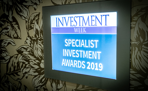 This year's Specialist Investment Awards took place on 18 October