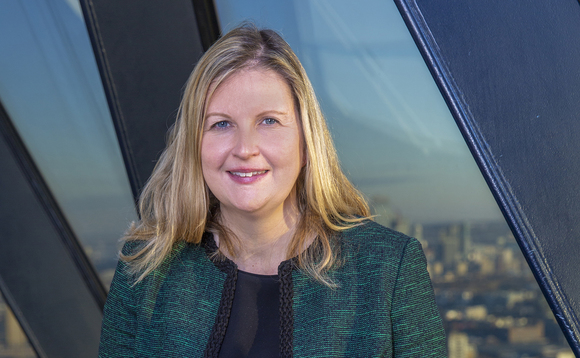 Investment Week editor-in-chief Katrina Lloyd