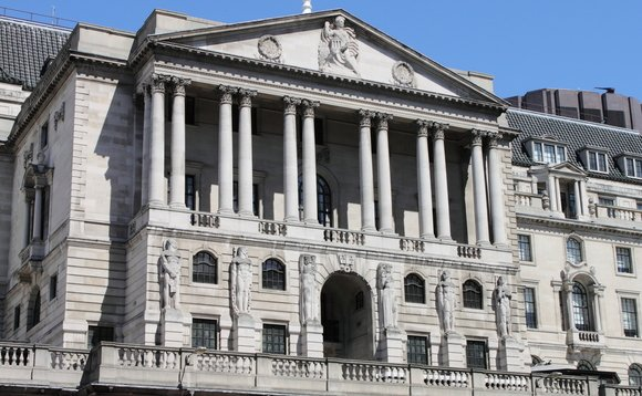 The Bank of England voted to increase QE and leave rates unchanged
